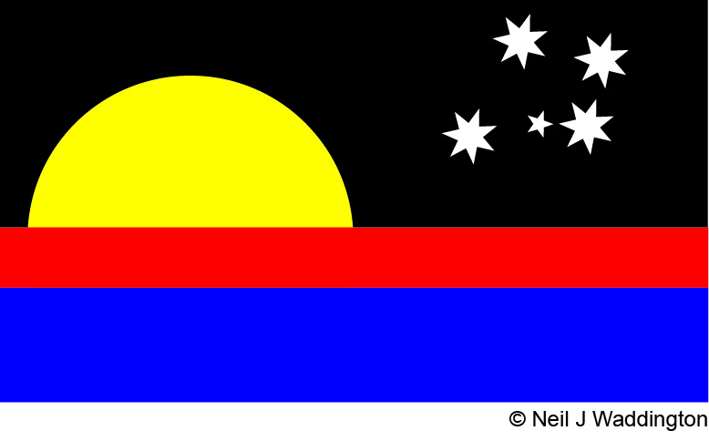 Awesome New Australian Flag Design Ideas Photos Interior