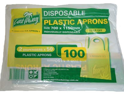 Picture of Apron -Disposable 100 Dispensing
