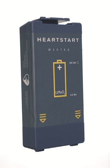 Picture of AED HeartStart Battery Defib