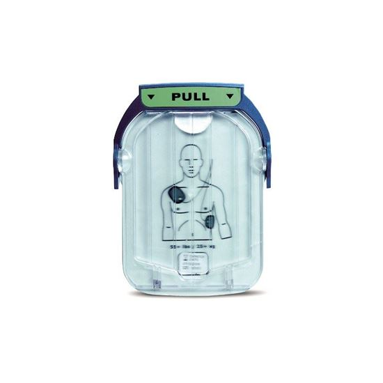 Picture of AED HeartStart Pad Electrode Pack Adult (or Child in emergency)