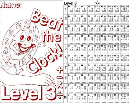 Picture of Beat the Clock! Level 3 - Hardcopy