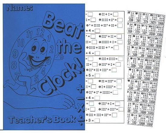 Picture of Beat the Clock! Teacher's eBook