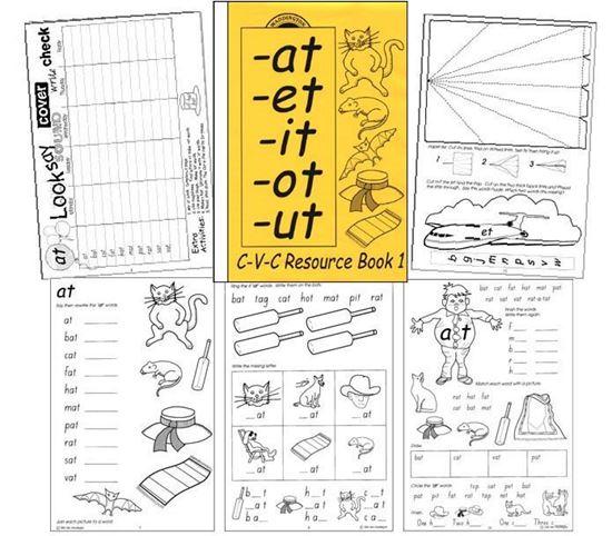 Picture of CVC Resource eBook 1 atetitotut