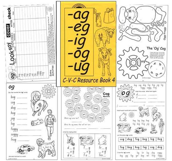 Picture of CVC Resource eBook 4 agegigogug