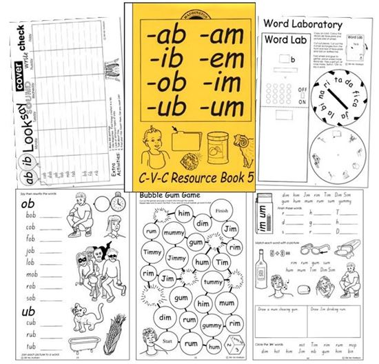 Picture of CVC Resource eBook 5 abibobubamem