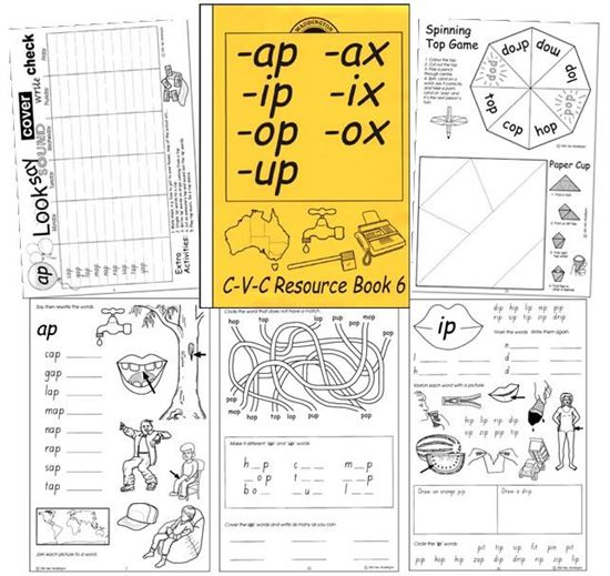 Picture of CVC Resource eBook 6 apipopupaxixox