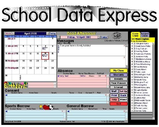 Picture of School Data Express - V3