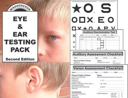 Picture of Eye & Ear Test Pack 2nd Edition eBook