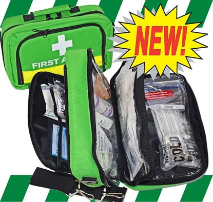 Picture of First Aid Kit -Sports  Small Case Premium