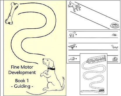 Picture of Fine Motor Development eBook 1 - Guiding