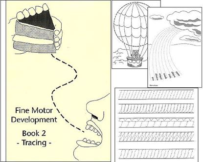 Picture of Fine Motor Development eBook 2 - Tracing