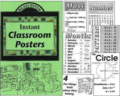 Picture of Instant Classroom Posters eBook