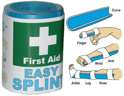Picture of Splint -Easy Cut/Mould to Shape 1m
