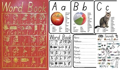 Picture of Word Book - 2nd Edition COLOUR NEW - SPECIAL PRICES