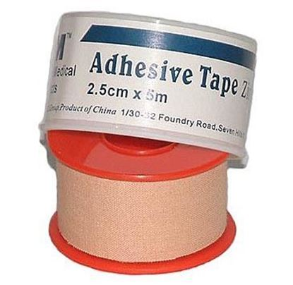 Picture of Adhesive Tape -Medical 2.5cm x 5m