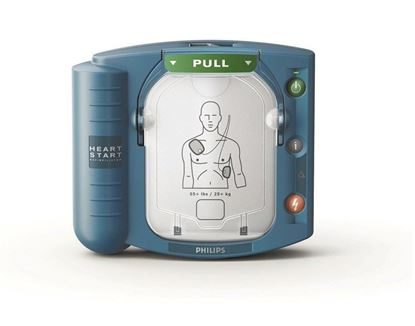 Picture of AED HeartStart  Defibrillator