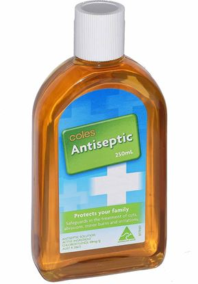 Picture of Antiseptic -Liquid 250ml