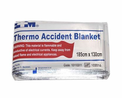 Picture of Blanket -Foil Large Emergency Thermo
