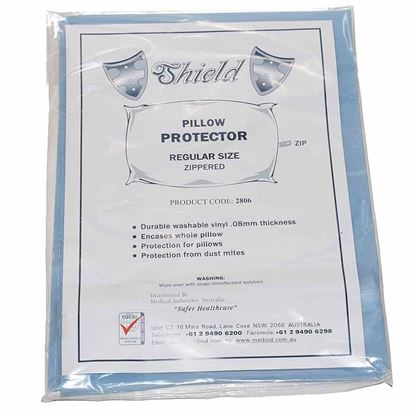 Picture of Pillow Protector -Reusable Vinyl