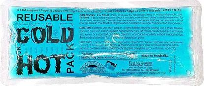 Picture of Cold Pack -Reusable Cold/Hot Budget AUSTRALIAN MADE