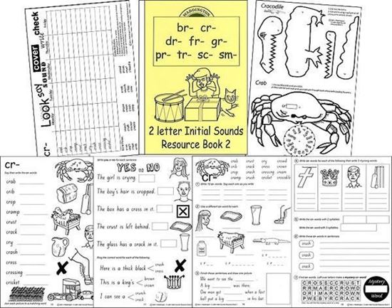 Picture of 2 Letter Initial Sounds eBook 2