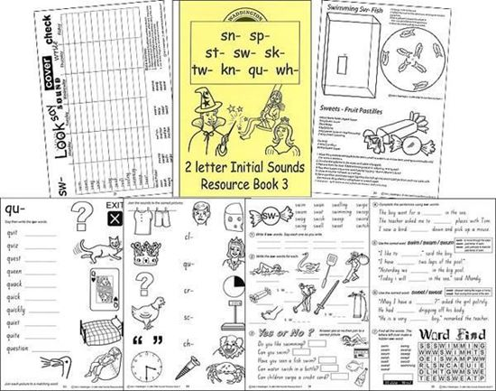 Picture of 2 Letter Initial Sounds eBook 3