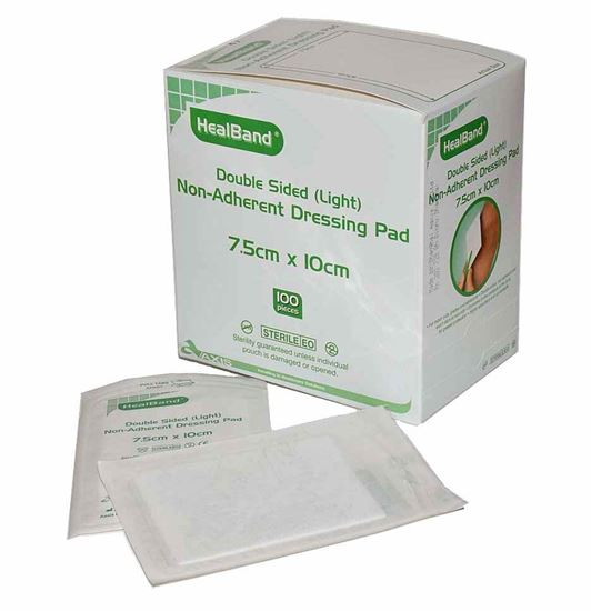 Picture of Dressing -Non-Adherent   7.5x10 Box100 SPECIAL
