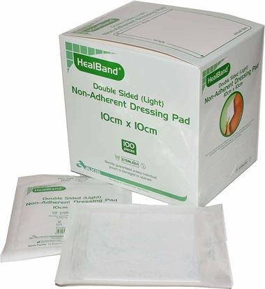 Picture of Dressing -Non-Adherent  10x10 Box100 SPECIAL