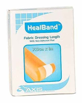 Picture of Dressing -Strip 7.5cmx1m Hypo-allergenic