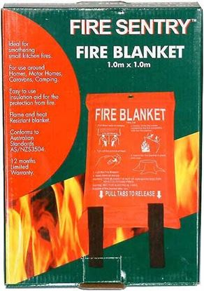 Picture of Fire Blanket 1mx1m