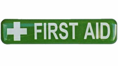 Picture of First Aid --Badge