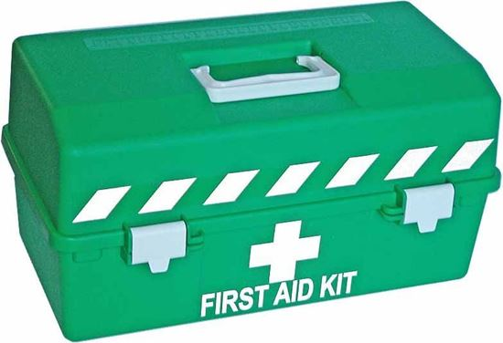 Picture of First Aid --Box  Medium