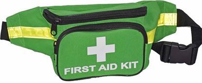 Picture of First Aid --Bum Bag Premium Green