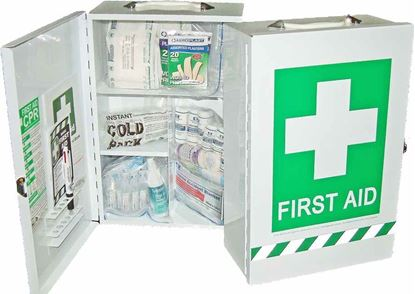 Picture of First Aid --Wall Cabinet - Large