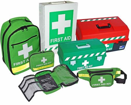 Picture for category First Aid Kit Containers