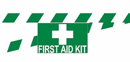 Picture of First Aid --Stickers Set Reflective