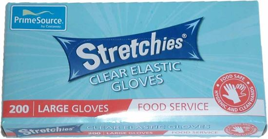 Picture of Gloves -Stretchies Box 200