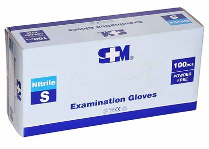 Picture of Gloves -Nitrile   Small 100