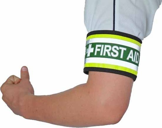 Picture of First Aid --Arm Band