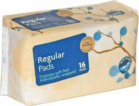 Picture of Sanitary Napkins -16 pack