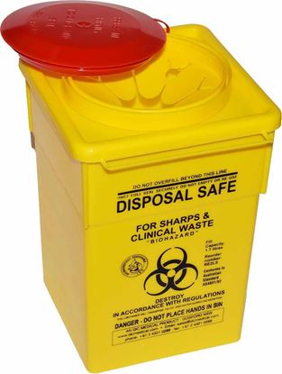 Picture of Sharps/Waste Disposal Unit -1.7L