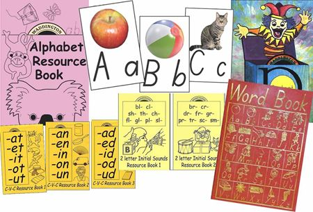 Picture for category Alphabet/Phonic/Spelling/Classroom