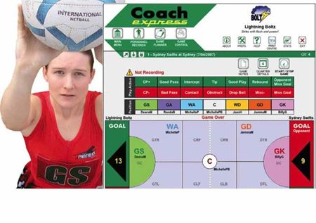 Picture for category Coach Express Netball