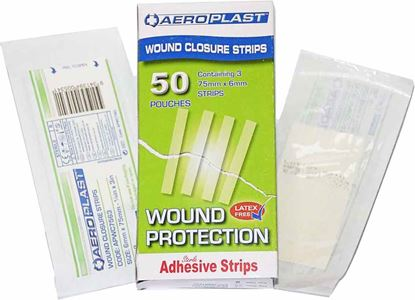 Picture of Dressing -Wound Closures Pk3 Box50