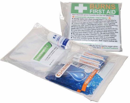 Picture of First Aid Kit Module -Burns