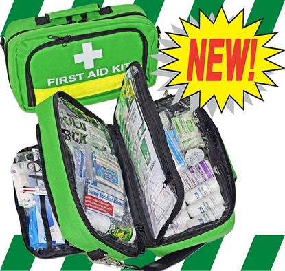 Picture of First Aid Kit -Safe Work Australia  Essential    Case Premium
