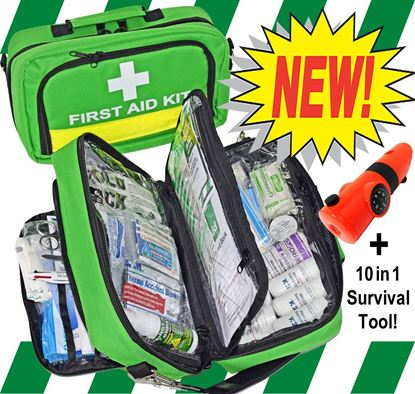 Picture of First Aid Kit -Safe Work Australia Comprehensive  Case Premium