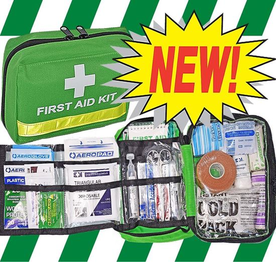 Picture of First Aid Kit -Sports  Small Bag Small Premium