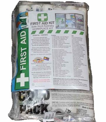 Picture of First Aid Kit -Sports Large    CONTENTS ONLY