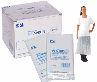 Picture of Apron - Disposable